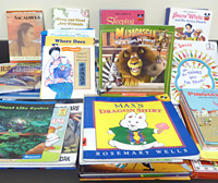 Literacy Project Books